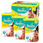 PAMPERS LOT TAILLE 3 NEWBABY BABYDIRECT