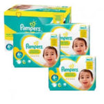 babydirect 150 couches pampers premium taille 4+