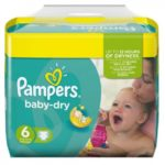Promodirect taille 6 pampers babydry