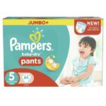 promodirect 64 couches taille5 pants babydry