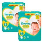 promodirect 136-couches-pampers-new-baby-premium-protection-taille-2